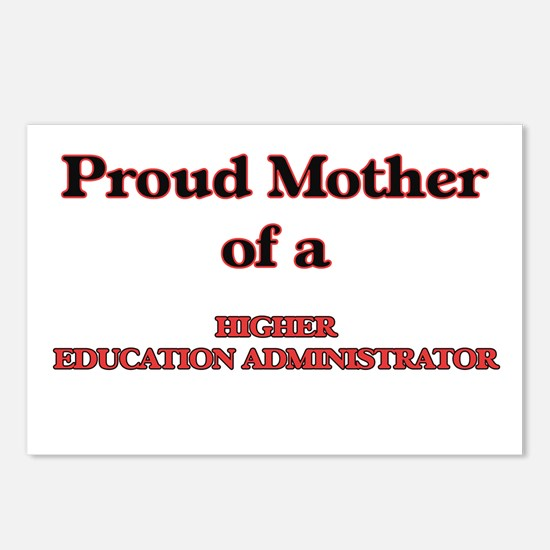 Proud Mother of a Higher Postcards (Package of 8)