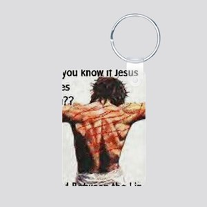 Do you know if Jesus loves you? Christia Keychains