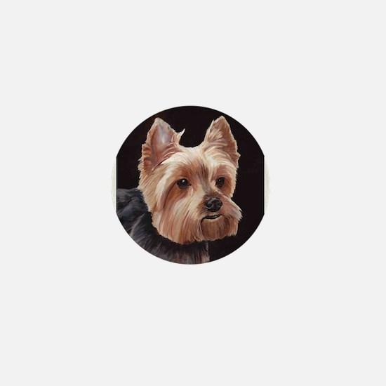 Unique Pup Mini Button