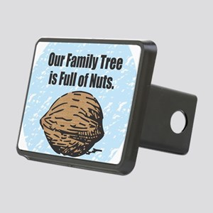Family Tree Nuts Rectangular Hitch Cover