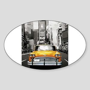 I LOVE NYC - New York Taxi Sticker