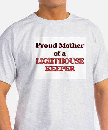 Proud Mother of a Lighthouse Keeper T-Shirt