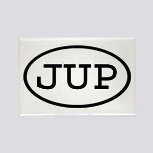 JUP Oval Rectangle Magnet