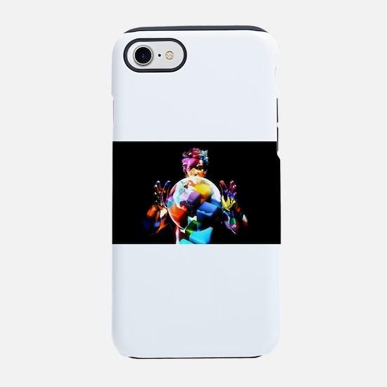 Cultural Diver iPhone 8/7 Tough Case