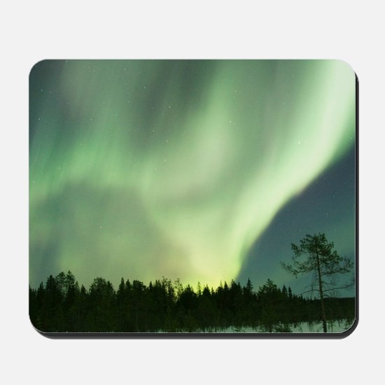 Northern Lights Mousepad
