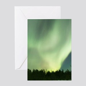 Northern Lights Greeting Cards