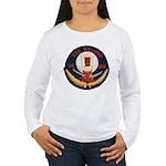 USS DELONG Women's Long Sleeve T-Shirt
