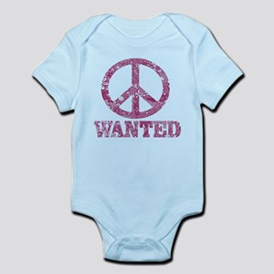 Peace Wanted Body Suit