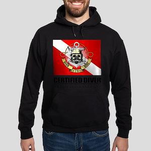 Certified Diver (BDT) Sweatshirt