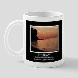 Excellence Decor Mug