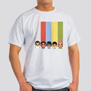 Bob's Burgers Family Light T-Shirt