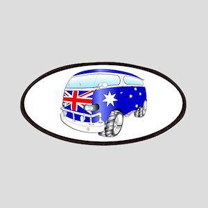 Australia flag van Patch