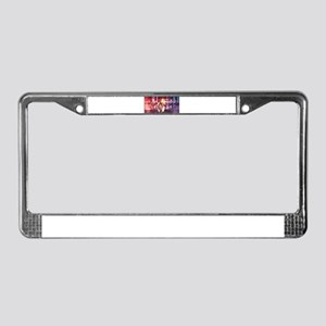 Healthcare Researc License Plate Frame