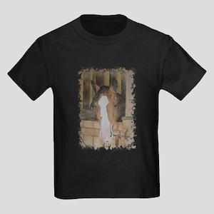 Watercolor Quarter Horse Portrait T-Shirt