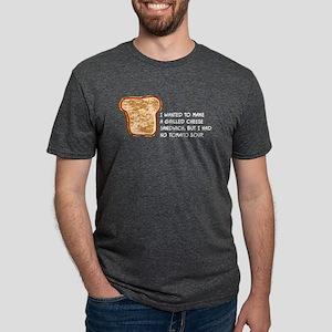 Grilled Cheese Women's Dark T-Shirt