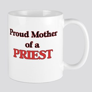 Proud Mother of a Priest Mugs