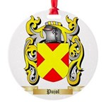 Pujol Round Ornament