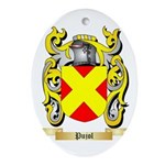Pujol Oval Ornament