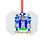 Puis Picture Ornament