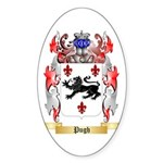 Pugh Sticker (Oval 50 pk)