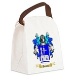 Puentes Canvas Lunch Bag