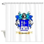 Puentes Shower Curtain