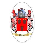 Pudsey Sticker (Oval 50 pk)