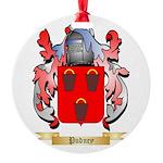 Pudney Round Ornament