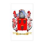 Pudney Sticker (Rectangle)