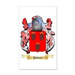 Pudney 20x12 Wall Decal