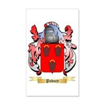 Pudney 35x21 Wall Decal