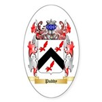 Puddy Sticker (Oval)