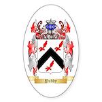 Puddy Sticker (Oval 50 pk)