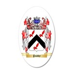 Puddy 20x12 Oval Wall Decal