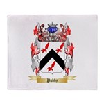 Puddy Throw Blanket