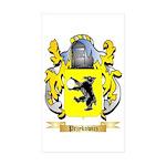 Przykowicz Sticker (Rectangle 50 pk)