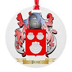 Pryor Round Ornament