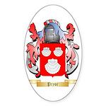 Pryor Sticker (Oval 10 pk)