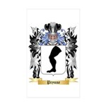 Prynne Sticker (Rectangle 50 pk)