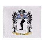 Prynne Throw Blanket