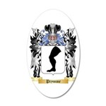 Prymme 20x12 Oval Wall Decal