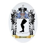 Prymme Oval Ornament