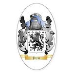 Pryke Sticker (Oval 10 pk)
