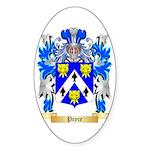 Pryce Sticker (Oval)
