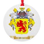 Pryce 2 Round Ornament