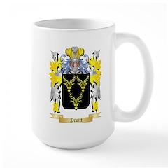 Pruitt Large Mug