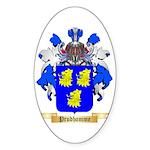 Prudhomme Sticker (Oval)
