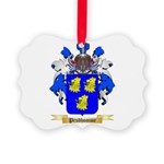 Prudhomme Picture Ornament