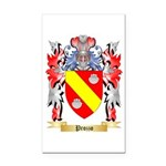 Prozzo Rectangle Car Magnet
