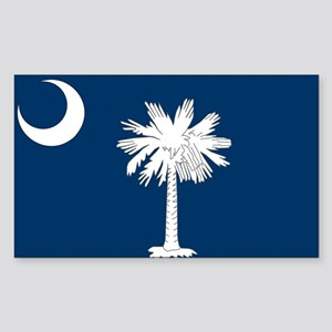 South Carolina Flag Sticker